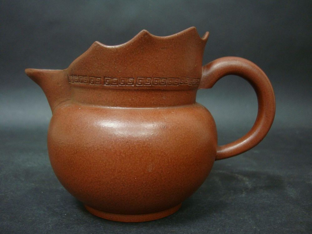Very Fine Old Chinese Zisha Pottery